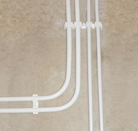 FIX-RING Multi plomberie - tube multicouche