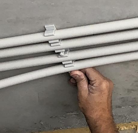 FIX-RING Multi électricité - clipsage à la main