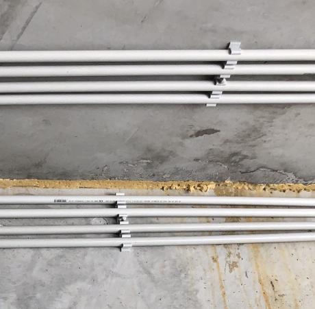 FIX-RING Multi électricité - tube IRO